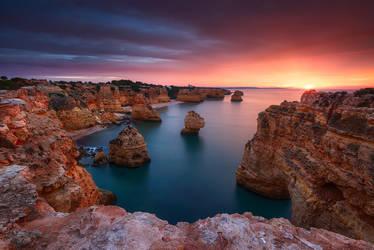 Marinha Sunrise by mibreit