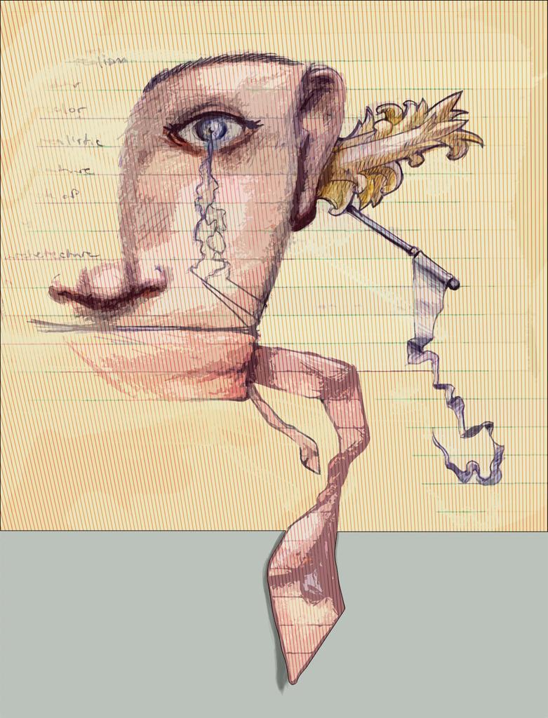 Sketchbook Artist by LonginusEx