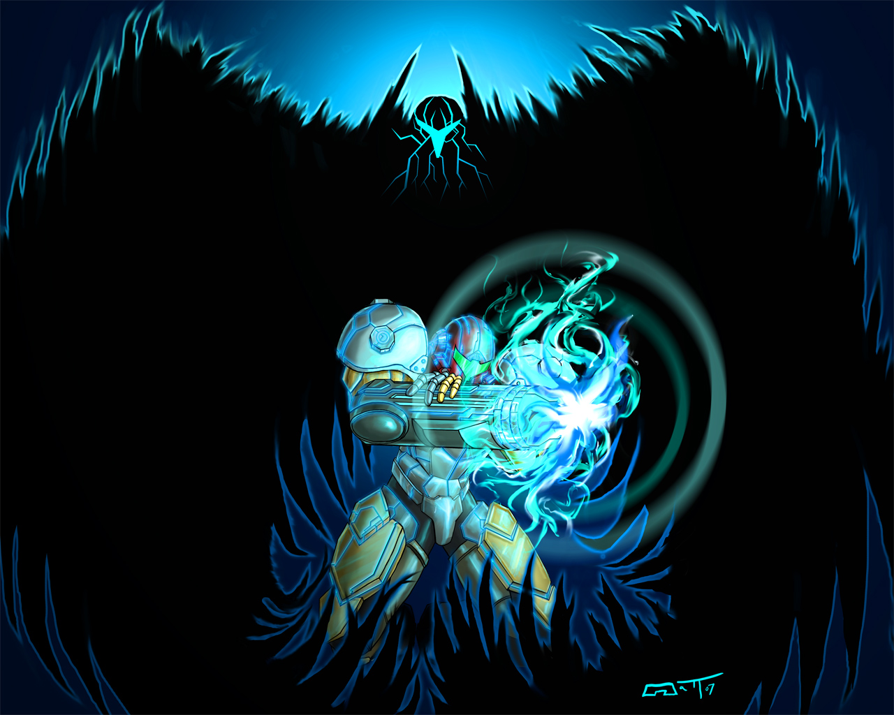 Metroid Prime 3 The Review By Mattius2011 On Deviantart