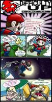 DU - Mario in space