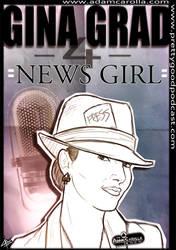 Gina 4 News Girl