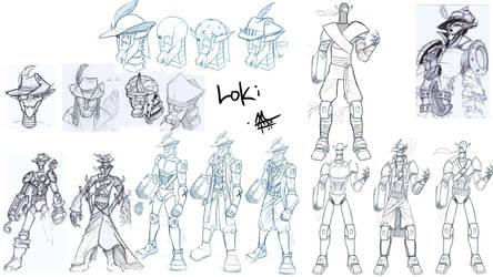Design Funs - Loki
