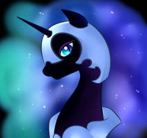 Nightmare moon by Sadistic-Lus