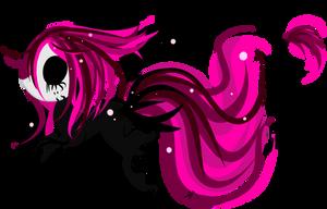 Umbra Pony by Sadistic-Lus