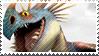 HTTYD2- Stamp Stormfly by Kinggdiesel