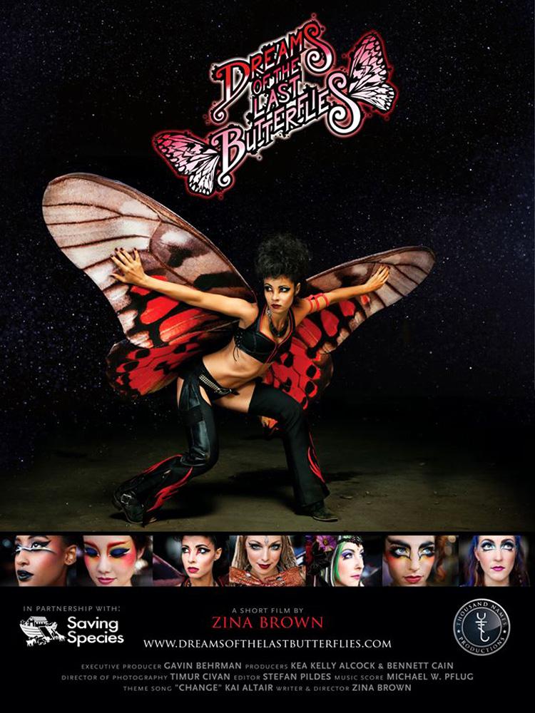 Dreams of the Last Bufferflies poster by filthyrich