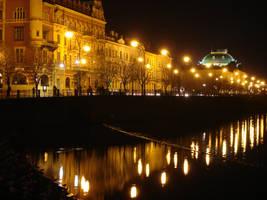 Prague National Theatre by Meernebel