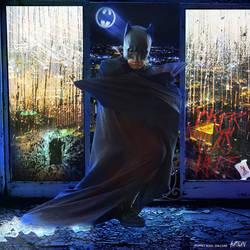 batman by puppet-soul