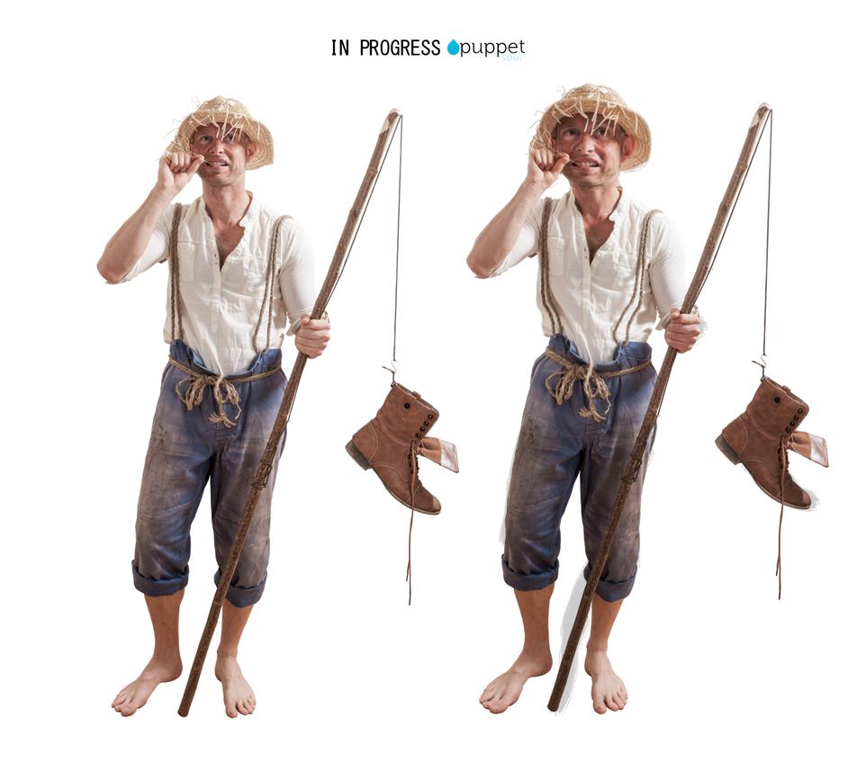 Fishing Time progress by puppet-soul