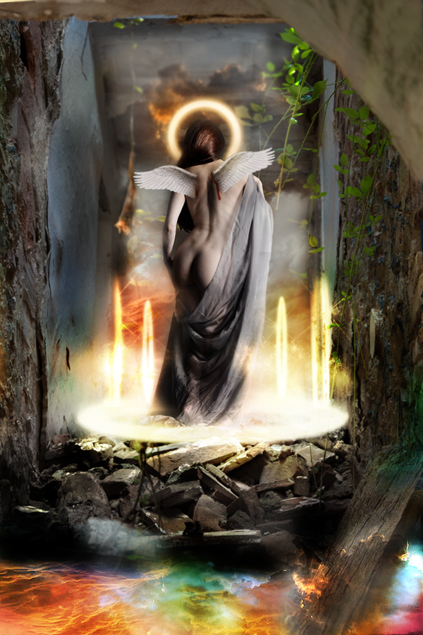 Holy Nest by puppet-soul