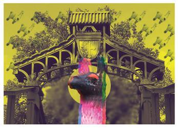 OPAK - postcard from Opole by puppet-soul