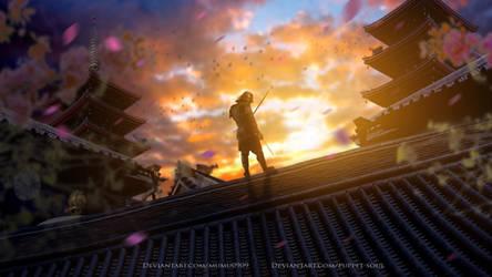 Temple of the Samurai (Collaboration)