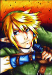 -Link Twilight Princess-