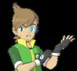 Kellyn - Pokemon Uranium by KioRaka