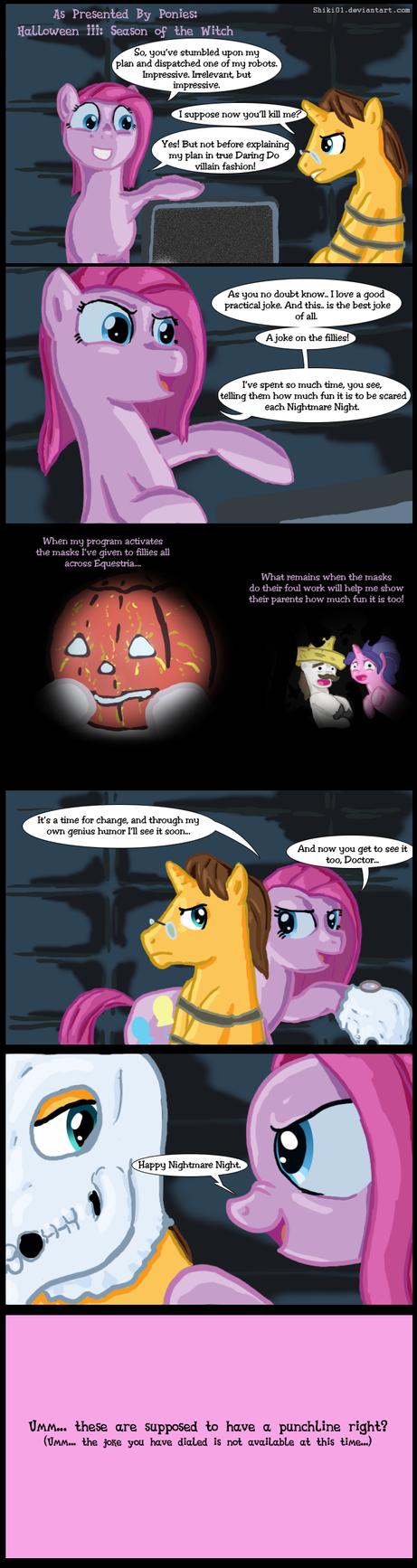 APBP 18: Halloween III - Season of the Witch by Shiki01
