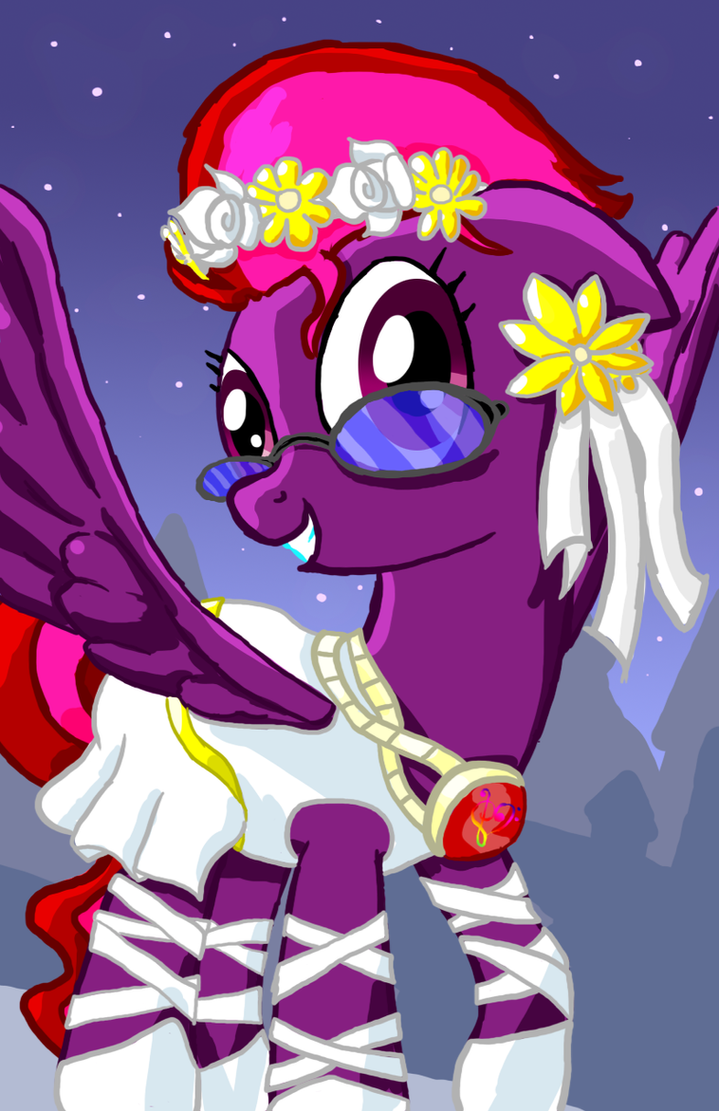 Wedding Pony Creator Blackhart by Shiki01