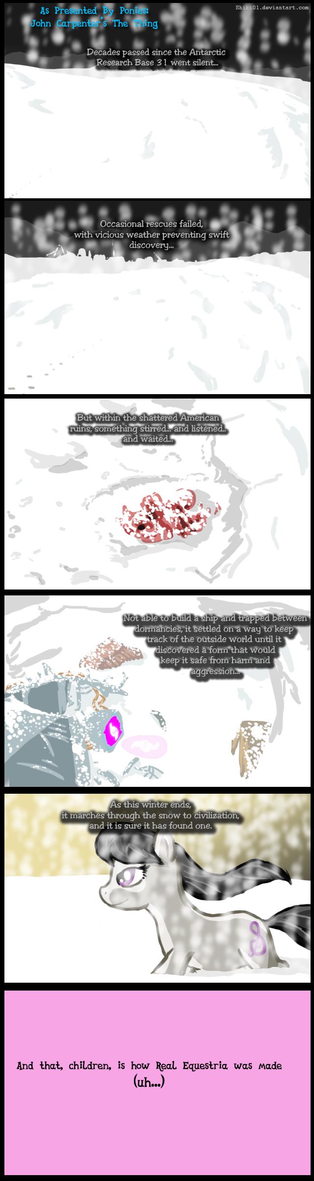 APBP 26: The Thing by Shiki01