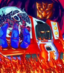Codex Starscream of Terror
