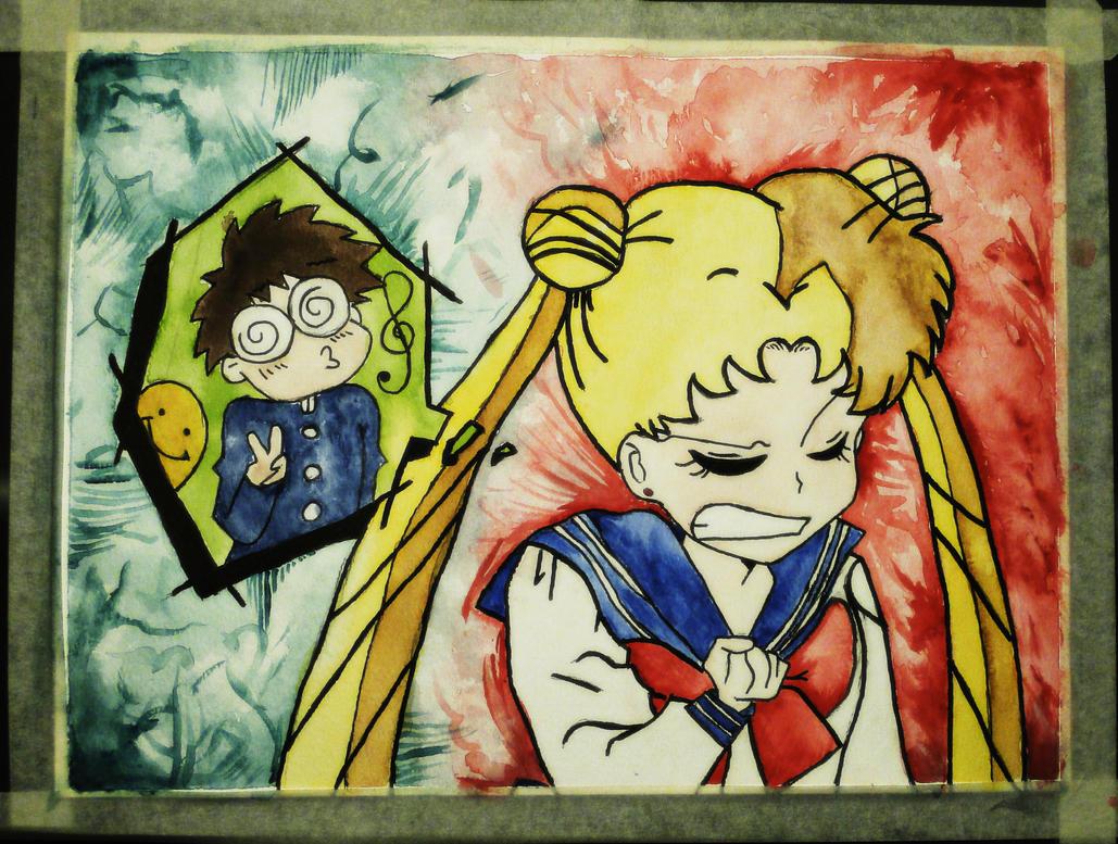 Sailor Moon - Usagi Tsukino by thunderdogs