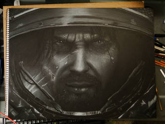 Jim Raynor by thunderdogs