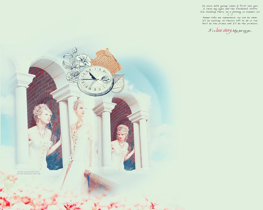 Taylor Swift 'Love Story' by Gustav76