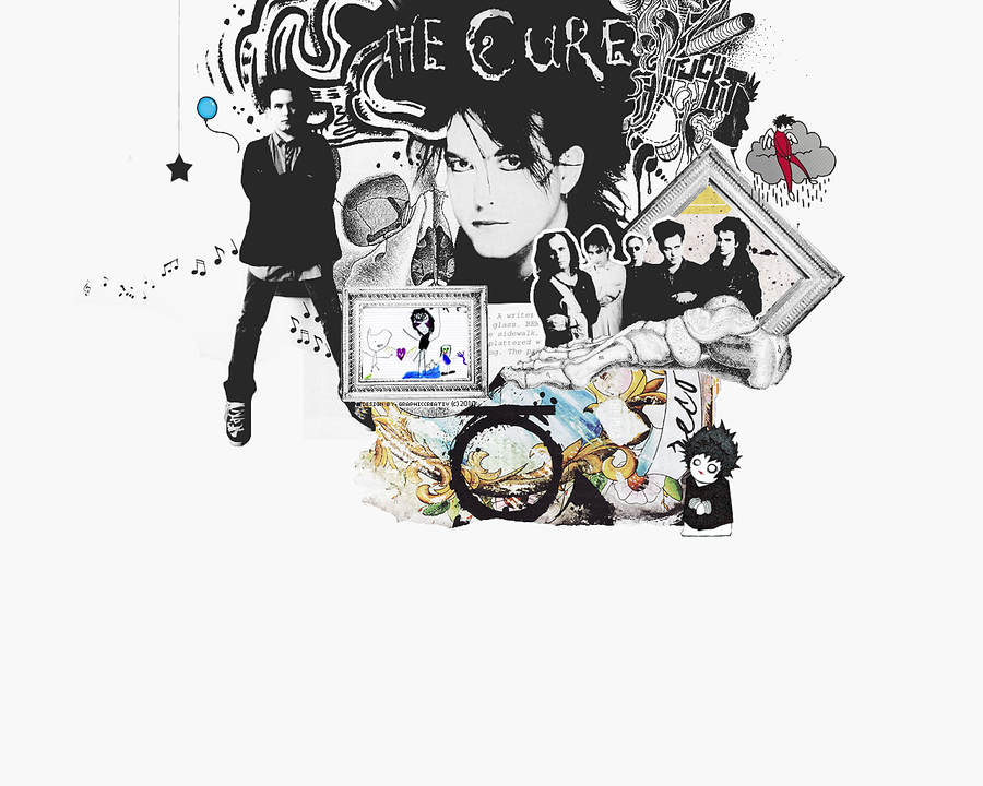 The Cure by Gustav76