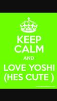 Keep Calm And Love Yoshi