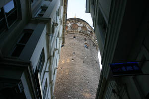 Galata Tower by Mottcalem