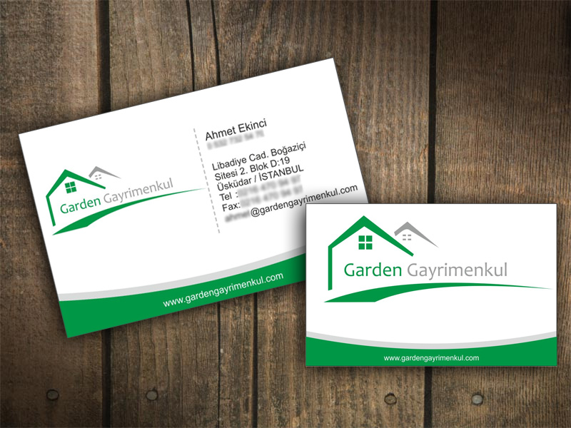 Business Card - Sample By Mottcalem On Deviantart