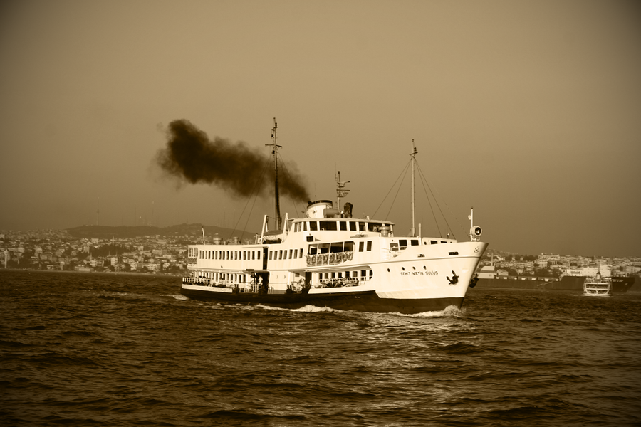 Old Istanbul by Mottcalem