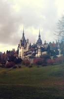 Peles Castle by Mottcalem