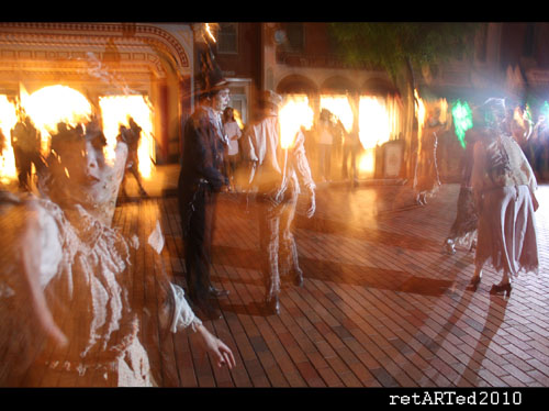 Spirits Roam by retARTed