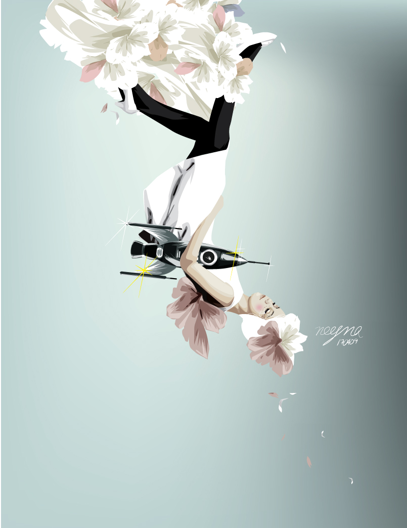 ROCKET GIRL by Noyna01
