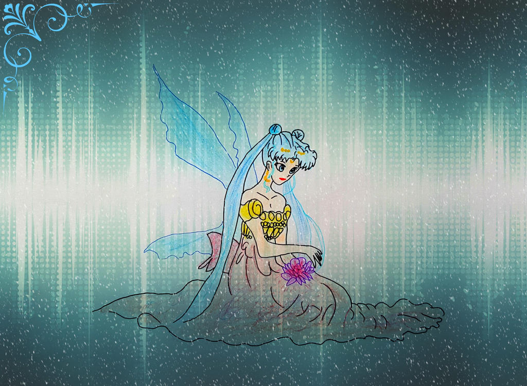 Sailor Moon Serenity Selene 1 by miriam77cissy