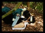 Birthday Kiss by blackfruitbat