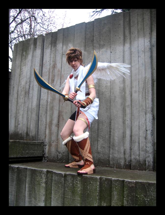 Kid Icarus By Blackfruitbat