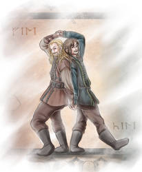 Durin Brothers Color