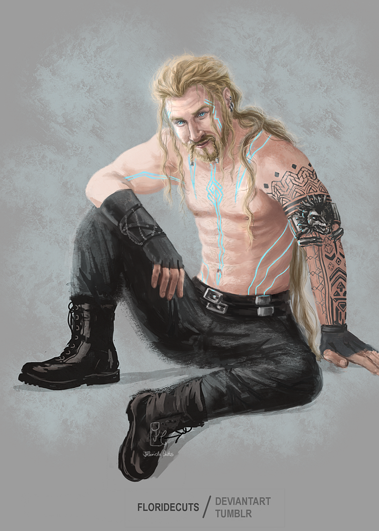 Mage Fili by FlorideCuts
