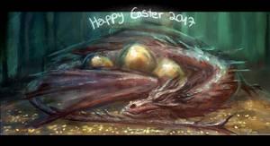Smaug's Easter Eggs