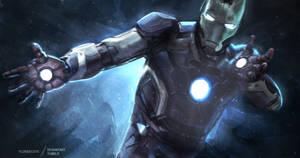 Iron Man by FlorideCuts