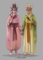 Ruan and Eirene