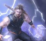 Endgame Thor
