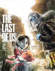 The Last Of Us: Simon And Marcy