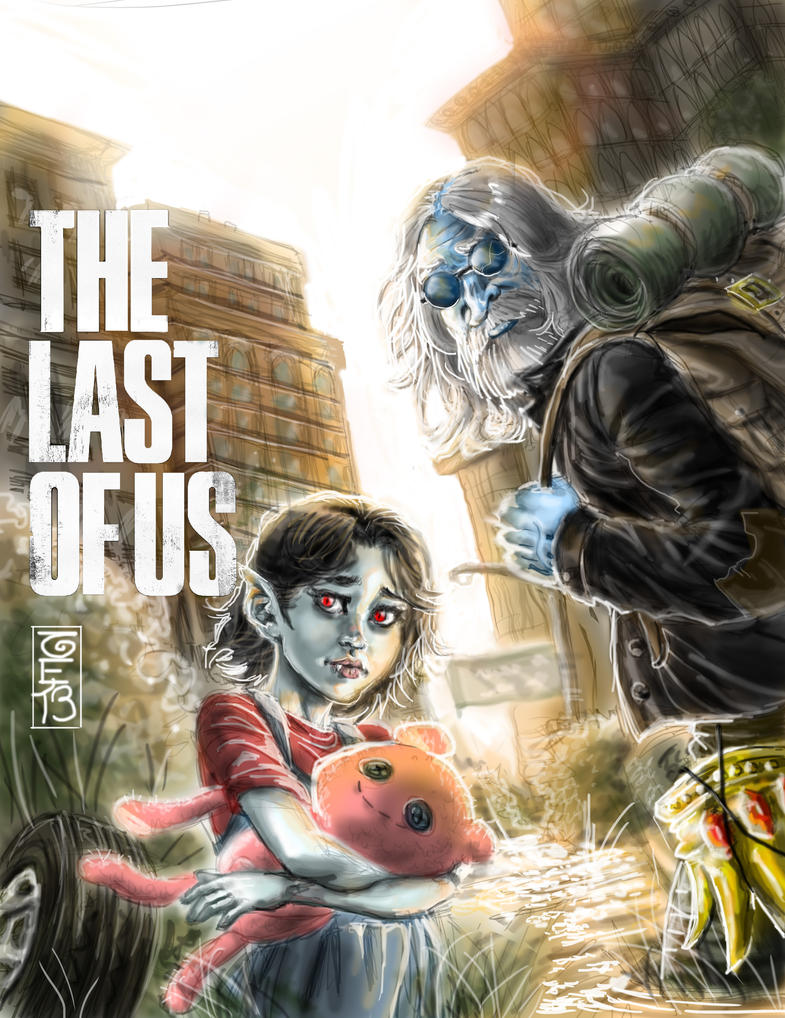 The Last Of Us: Simon And Marcy by seanrandolph
