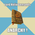 All Hail Lord Helix