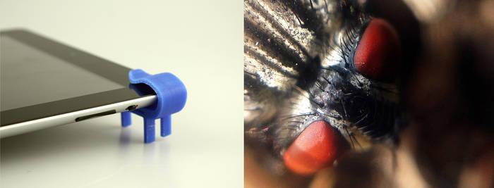 Smart Device macro clip