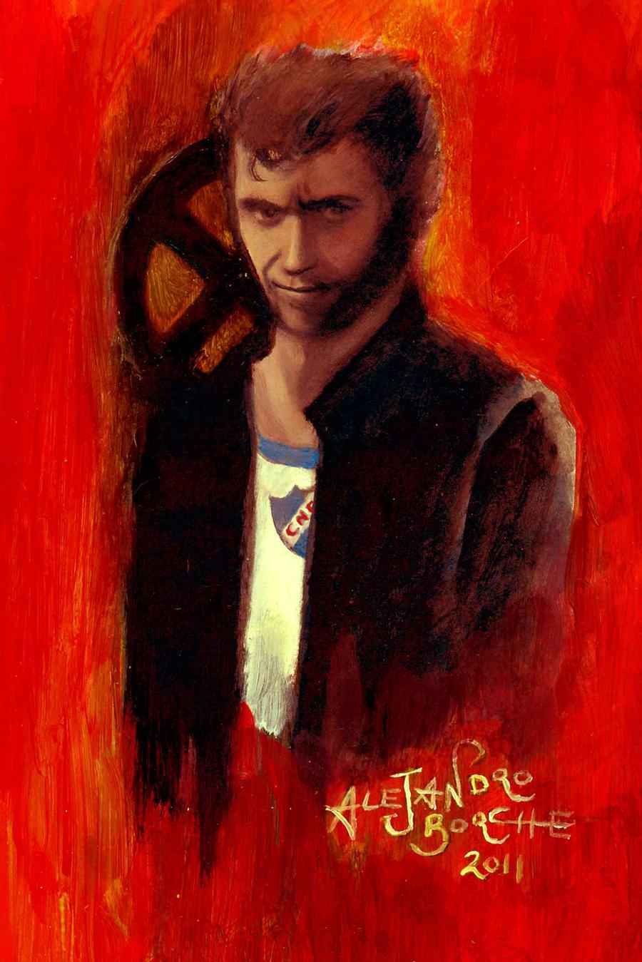 El bolso para Wolverine by aleldan