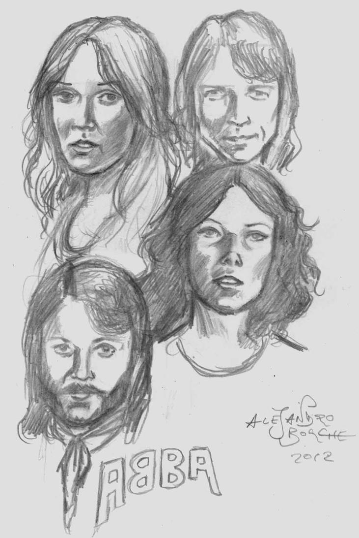 ABBA by aleldan