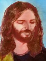 Cristo by aleldan