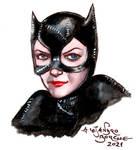 Catwoman III Michelle Pfeiffer by aleldan